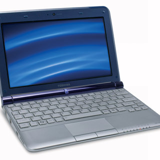 Toshiba mini NB305 netbook announced