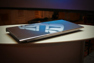 Asus NX90 takes laptops wide, very wide