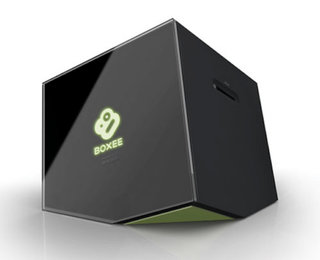 Boxee Box from D-Link hits the stage at CES