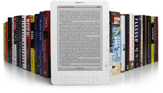 Amazon Kindle DX comes to UK