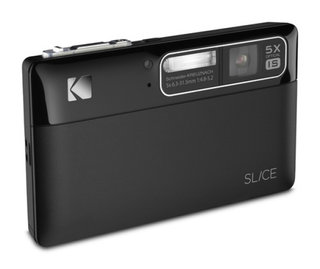 Kodak Slice touchscreen camera announced