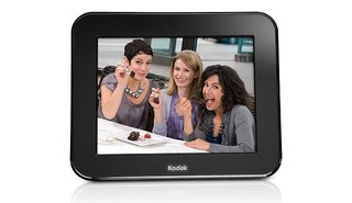 KODAK PULSE Wi-Fi and e-mail updatable photo frame