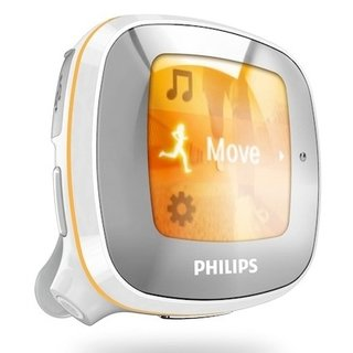 """Philips Activa MP3 player offers """"words of encouragement"""""""