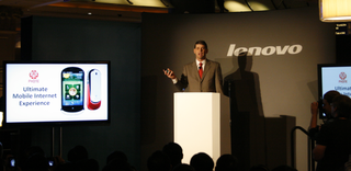 Lenovo reveals Android-powered LePhone