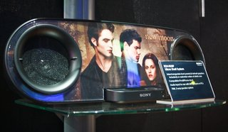 PHOTO: Sony spits out Twilight-themed speaker