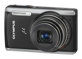 Olympus updates Mju compacts with big zoom and big storage