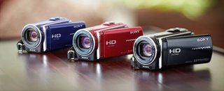 Sony launches two Handycams for each day of the week