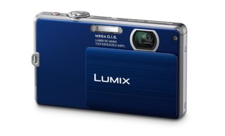 Panasonic gets touchy with Lumix DMC-FP3 compact