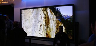 Panasonic builds 152-inch 3D plasma TV