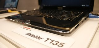 Toshiba's T100 laptops hands-on