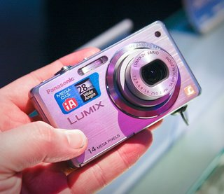 Panasonic Lumix FH3 hands-on