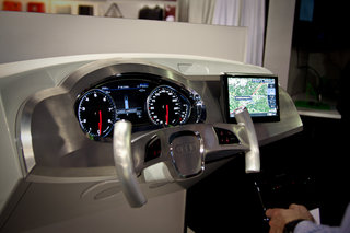 Audi turns to Nvidia Tegra to power dashboard