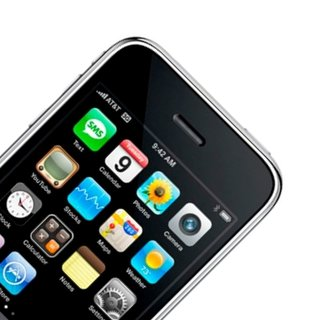 Vodafone iPhone launches with two new apps