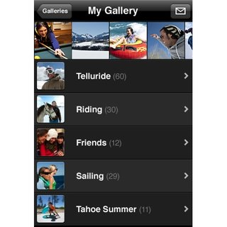 Apple offers MobileMe Gallery iPhone app