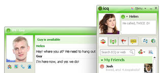 ICQ releases new version of IM software