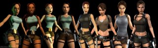 10 things you never knew about Lara Croft