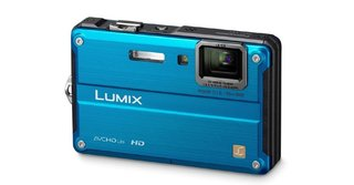 Panasonic Lumix TS2 rugged digi-cam announced