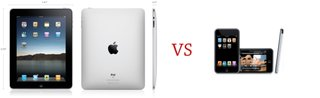 Apple iPad vs iPod touch