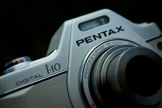 Pentax I-10 digital camera hands on