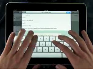 VIDEO: Apple iPad