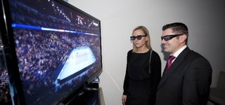 5 TVs to choose from when Sky goes 3D