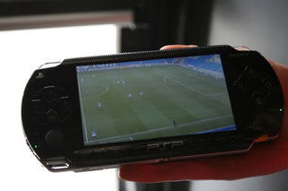 Arsenal TV Matchday launches for PSP owners at the Emirates Stadium