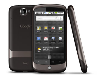 Nexus One receives multi-touch and 3G fixes
