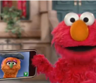 VIDEO: Elmo's Monster Maker iPhone app launches