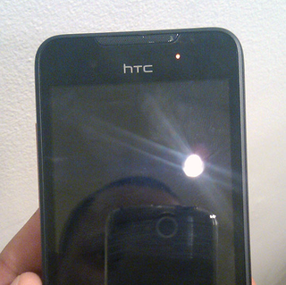 HTC Incredible photos appear online