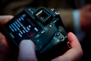 Canon EOS 550D hands-on