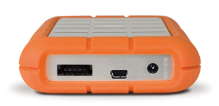 LaCie rolls out rugged eSATA drive