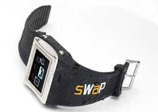sWaP Active mobile phone watch launches in the UK