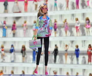 Computer Engineer Barbie shows she is more than just a pretty face