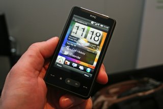 HTC HD mini hands on
