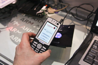 ARM to turn your credit card into a mobile phone