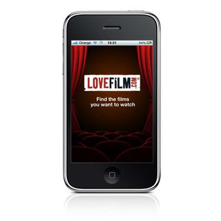 LOVEFiLM offers free iPhone app