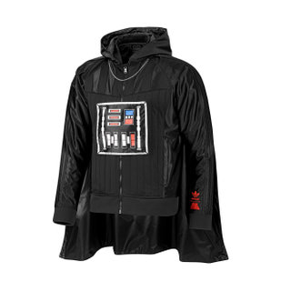 Adidas offers Darth Vader jacket complete with cape