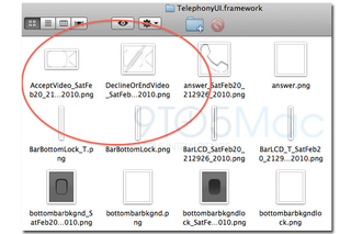 Video chat hints found in iPhone 3.2 SDK