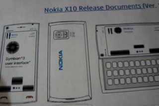 Nokia X10 to be next Symbian^3 handset?