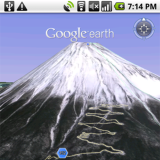 Google Earth comes to Android