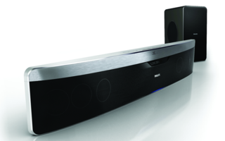 Philips launches surround Soundbar