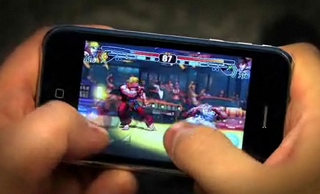 VIDEO: Street Fighter 4 on iPhone