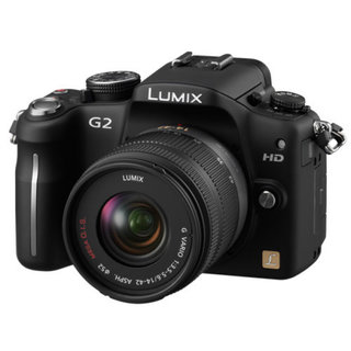 Panasonic G2 and G10 cameras officially announced