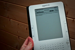Amazon Kindle Browser about to get better?