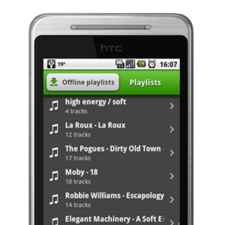 Spotify for Android updated