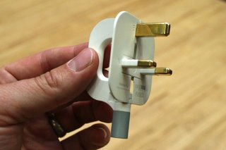 Folding plug wins top design award