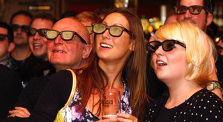 Sky launches 3DTV in UK pubs with Man U Chelsea game