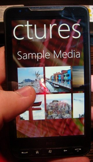 HTC HD2 gets Windows Phone 7 Series whether Microsoft likes it or not