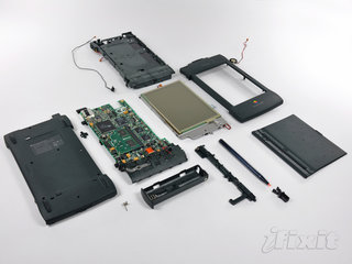 Apple tablet gets torn apart