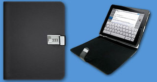 iPad gets first combination lock case